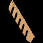 Puertas Mallorquinas Modelo 1