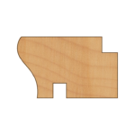 Manperlan de Tarima Clip Ref-3004